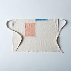 Handwoven Half-Boxy Apron