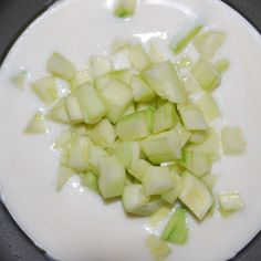 Cucumber Yogurt Soup