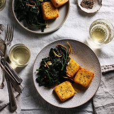 Cavolo Nero with Garlic, Chili & Orange