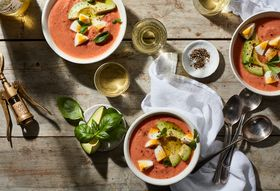 Meet Gazpacho's Smoother, More Luscious Cousin