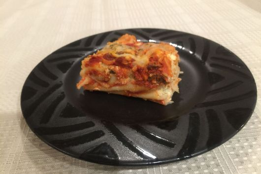 A little Bit Different Lasagna