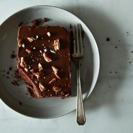 Mable's Texas Sheet Cake