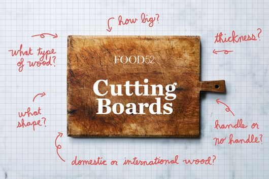 Drumroll... the Food52-Branded Cutting Board Results Are IN