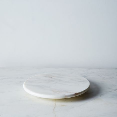 Vermont Marble Lazy Susan