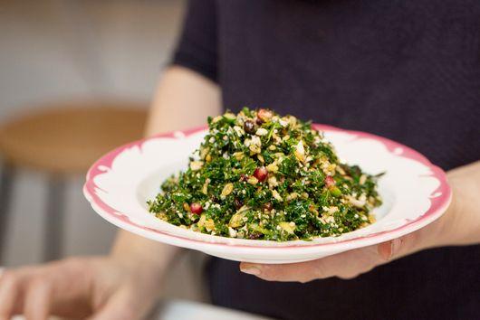 "Sqirl's Famous Vegan ""Kabbouleh"" Salad"