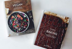 Happy On-Sale Day to Vegan and Baking!