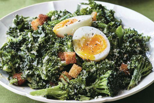 Broccoli & Kale Salad From Ina Garten