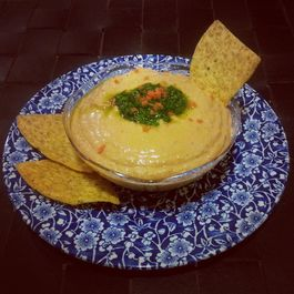 White Bean & Chipotle Pepper Dip