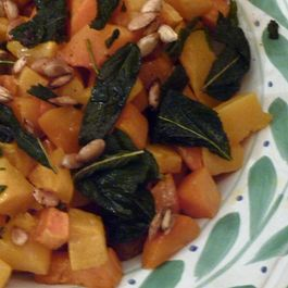 C5d856ad 770d 4323 869f f0a427dcae0d  butternut squash with fried sage browned butter and spicy seeds 2 medium
