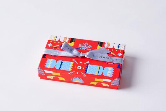 La Maison du Chocolat Cracker Gift Box Collection