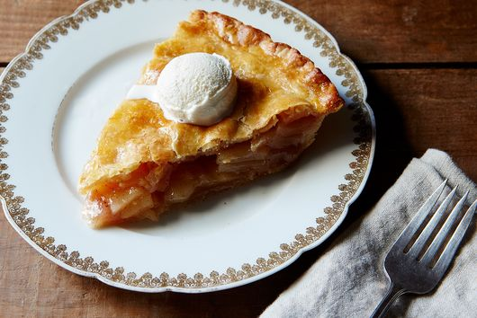 Why Apple Pie Isn't So American After All