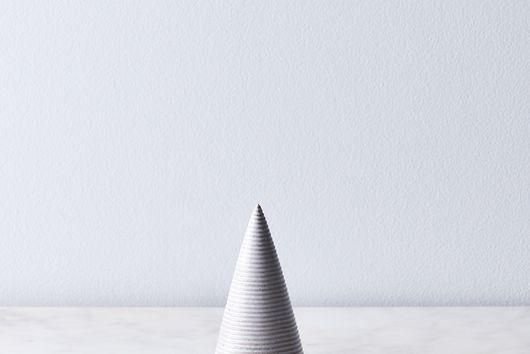 Ceramic Winter Forest