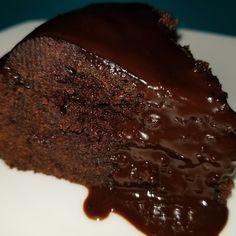 Instant Pot Dark Chocolate Brownie