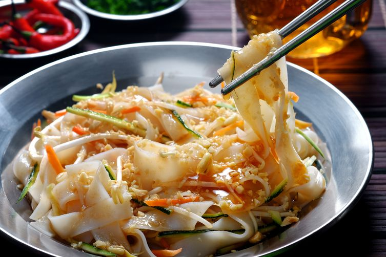 All-Vegetable Pad Thai