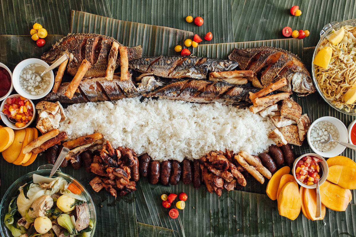 What Eating With My Hands Means To Me And 6 Other Filipinos