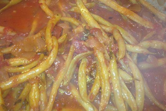 Haya's Wax Beans or Green Beans