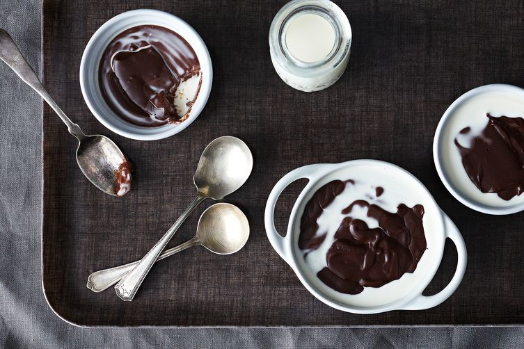 Alice's Chocolate Pudding