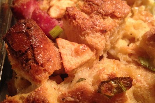 Hample Bread Pudding