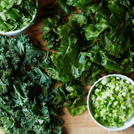 Our Latest Contest: Your Best Recipe with Green Stuff