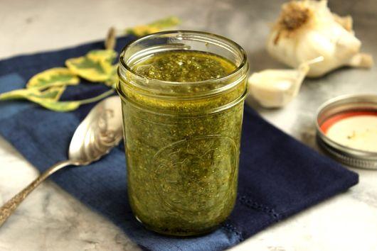 Simple Sage Pesto
