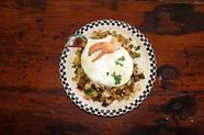 Dyers Island Lobster Hash