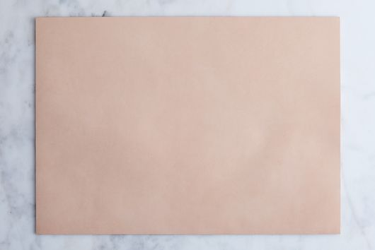 Vachetta Leather Placemat
