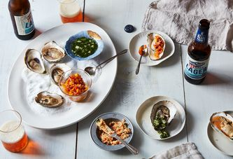 12 Classic and Wily Ways to Top Off Grilled Oysters