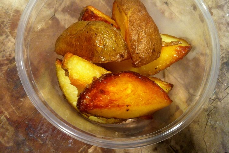 Chicken Roast Potatoes