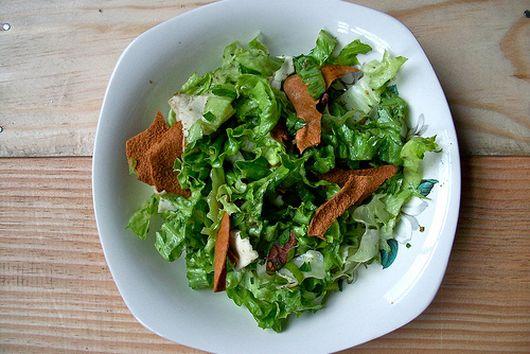 My Fattoush Salad
