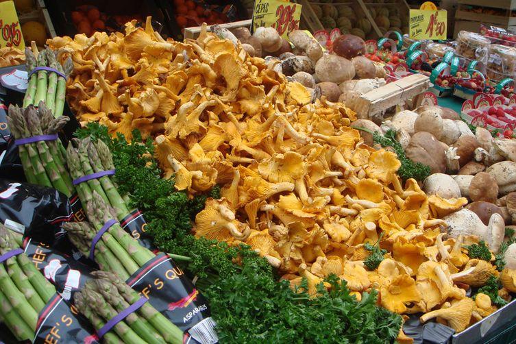 Velouté aux Champignons de Paris - Button Mushroom Velouté