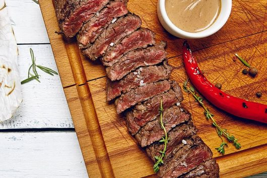 Java Beef Tenderloin