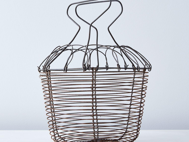 Vintage French Wire Egg Basket on Food52