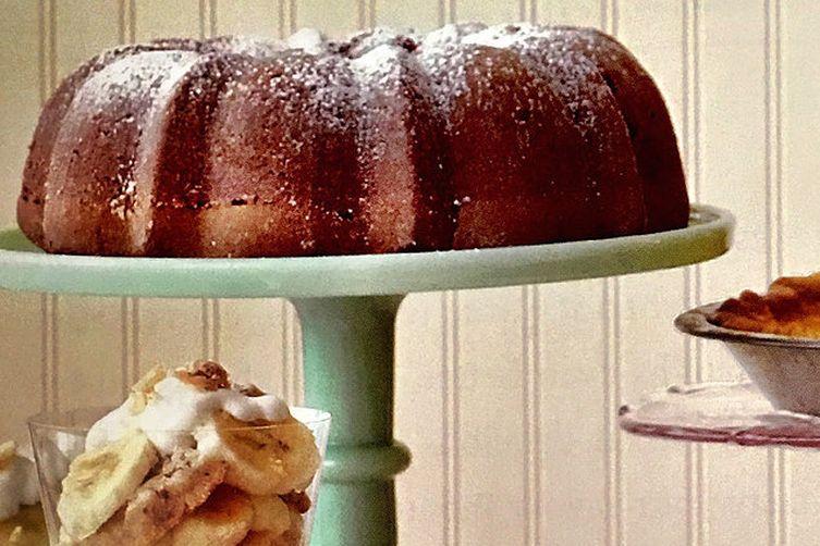Granny's Five-Flavor Pound Cake