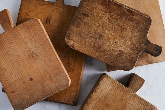 Vintage French Bread Boards