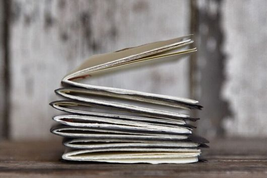 How to Make a Hand-Stitched Paper Journal