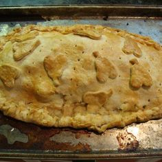 A Favorite Meat or Turkey Pie