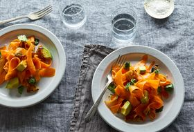 Extreme Makeover: Carrot Salad Edition