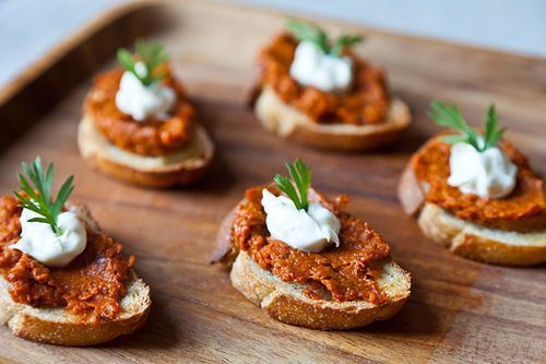Holiday Crostini on Food52