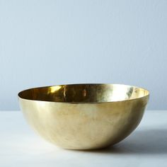 Pure Brass Bowl