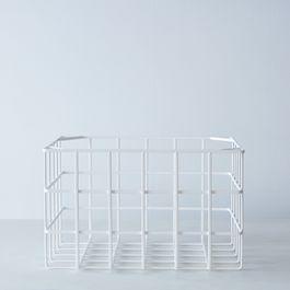 Stackable Steel Basket