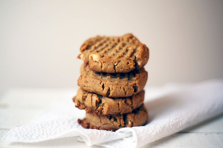 The New Classic Peanut Butter Cookies