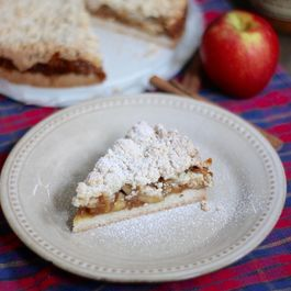 Sweet Potato & Apple Crumb La Torta Sbriciolata