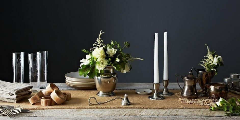 Tips for Table Setting on Food52