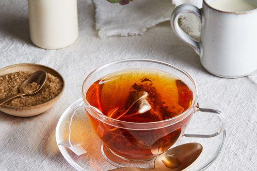 Glass Teacup (Set of 2)