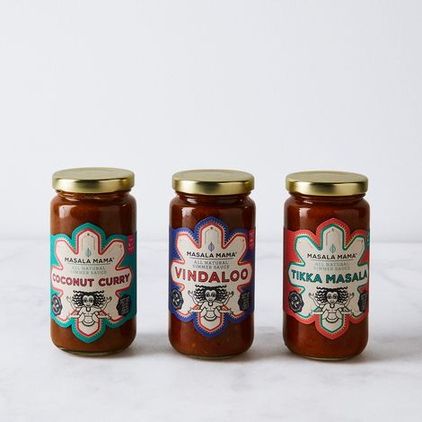 Indian Curry Sauce Set (3-Pack)