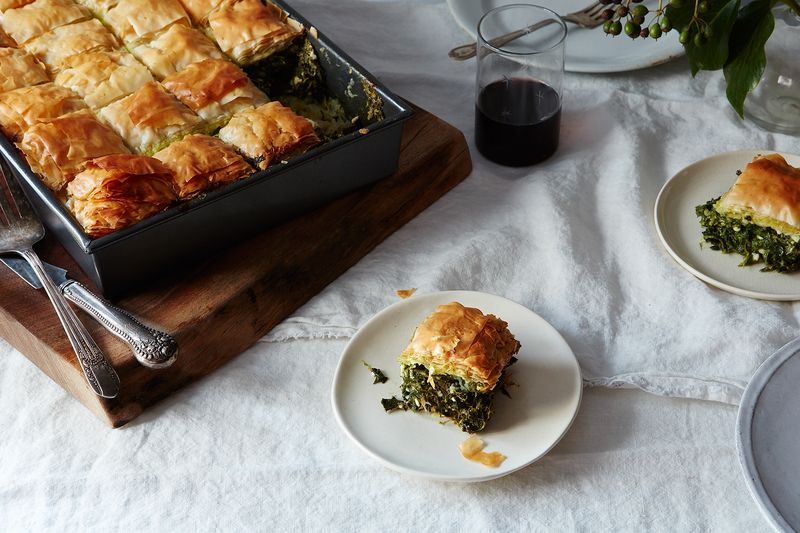16 Recipes for an Extra-Large Greek Wedding (and Today!)
