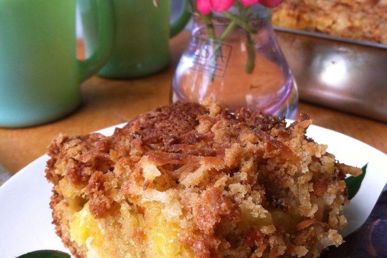 Fresh Pineapple Breakfast Cake Recipe on Food52