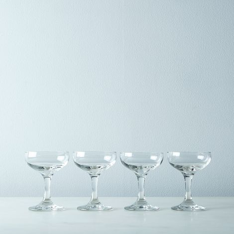 Cocktail & Champagne Coupes