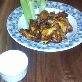 Real Deal Buffalo Wings