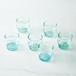 Handblown Tasting Glasses (Set of 6)